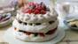 Crown layered pavlova