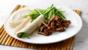 Duck pancakes with hoisin sauce
