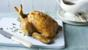 Easy roast chicken with gravy