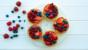 Fabulous fruity jewelled tarts