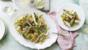 Herby chicken and potato salad