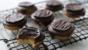 Homemade jaffa cakes
