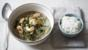 How to make Thai green curry with prawns