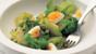 Italian broccoli and egg salad