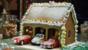 Gingerbread garage