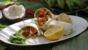 Keralan salmon wraps