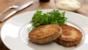 Lamb slice with garlic mayonnaise