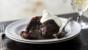 Gooey chocolate fondant puddings