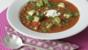Mexican-style bean soup