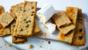 Multi-seed savoury crackers 