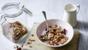 Oat, maple and pecan granola