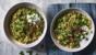 Persian noodle soup