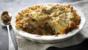 Shepherd's pie with spiced parsnip mash