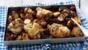 Chicken with chorizo and potatoes