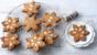 Speculaas biscuits (traditional continental Christmas biscuits)