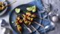 Tandoori chicken party skewers
