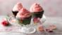 Valentine cupcakes