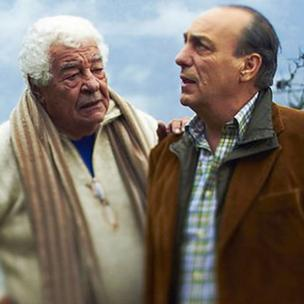 Antonio Carluccio and Gennaro Contaldo
