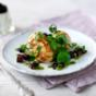 Fresh flavours vegetarian Easter menu