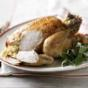 Easy roast chicken menu