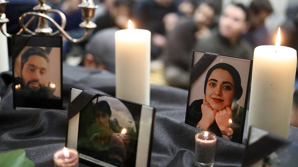 Iran plane crash: Canada mourns Iran crash victims
