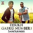 Gabru Number 1 (feat. Saini Surinder)