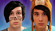 AmazingPhil and Danisnotonfire - the Radio 1 show
