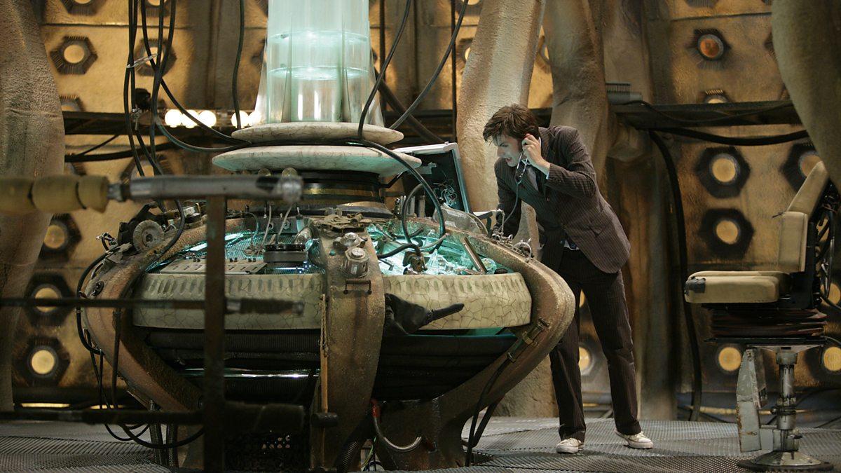 BBC One - Inside the TARDIS... - Doctor Who - The TARDIS ...