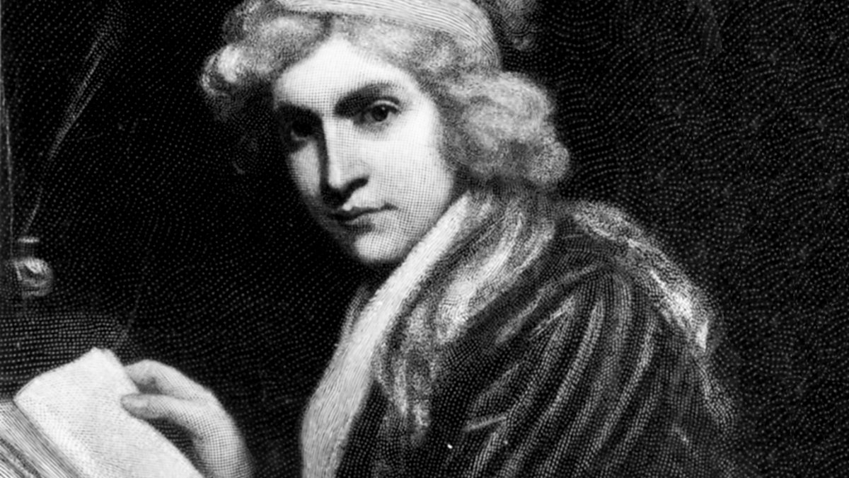 Mary wollstonecraft shelley essays