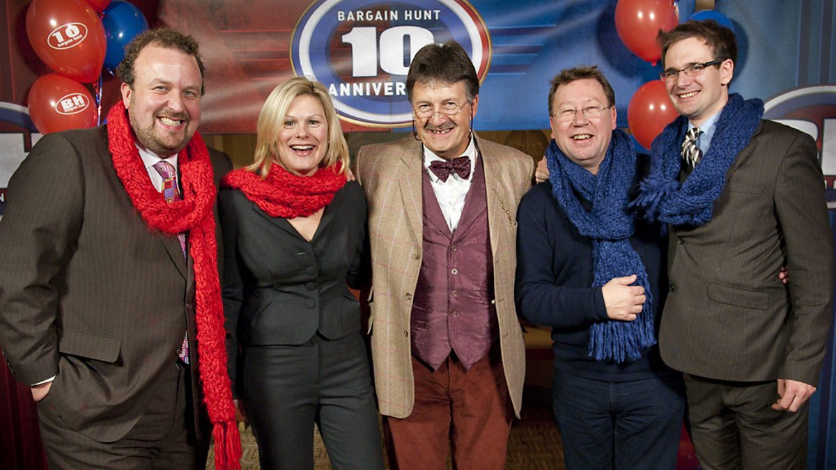 bbc one bargain hunt series 25 10th anniversary special 1