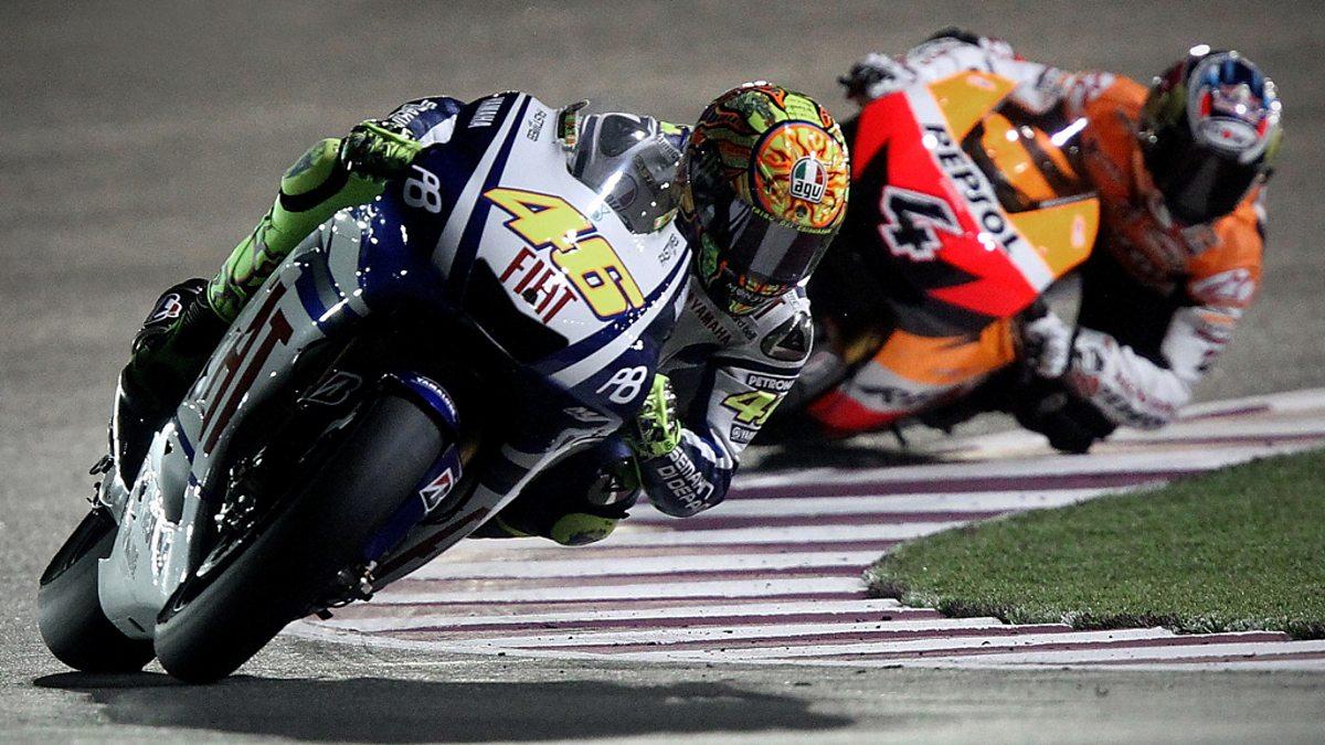 BBC Sport - MotoGP, 2010, Round 1 - Qatar