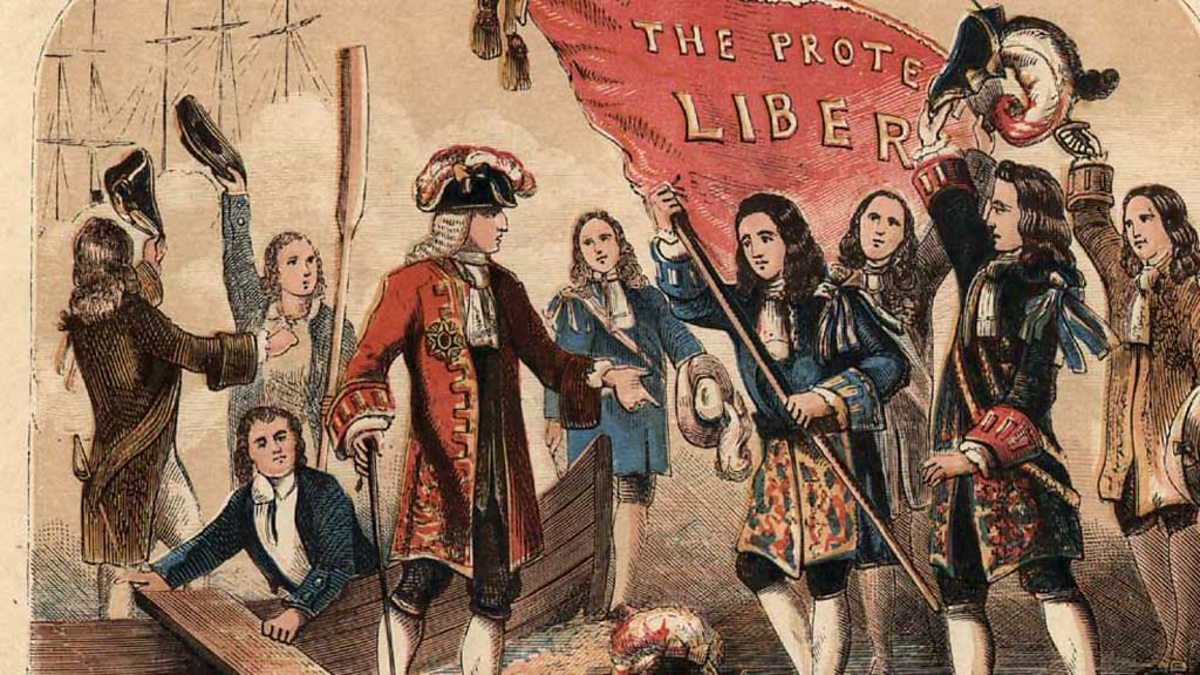 the glorious revolution of 1688 2014-10-13 the glorious revolution  the people, needless to say, reacted against such tyranny and in june 1688 some of the leading nobles and members of parliament formally invited william, prince of orange and son-in-law of james,.