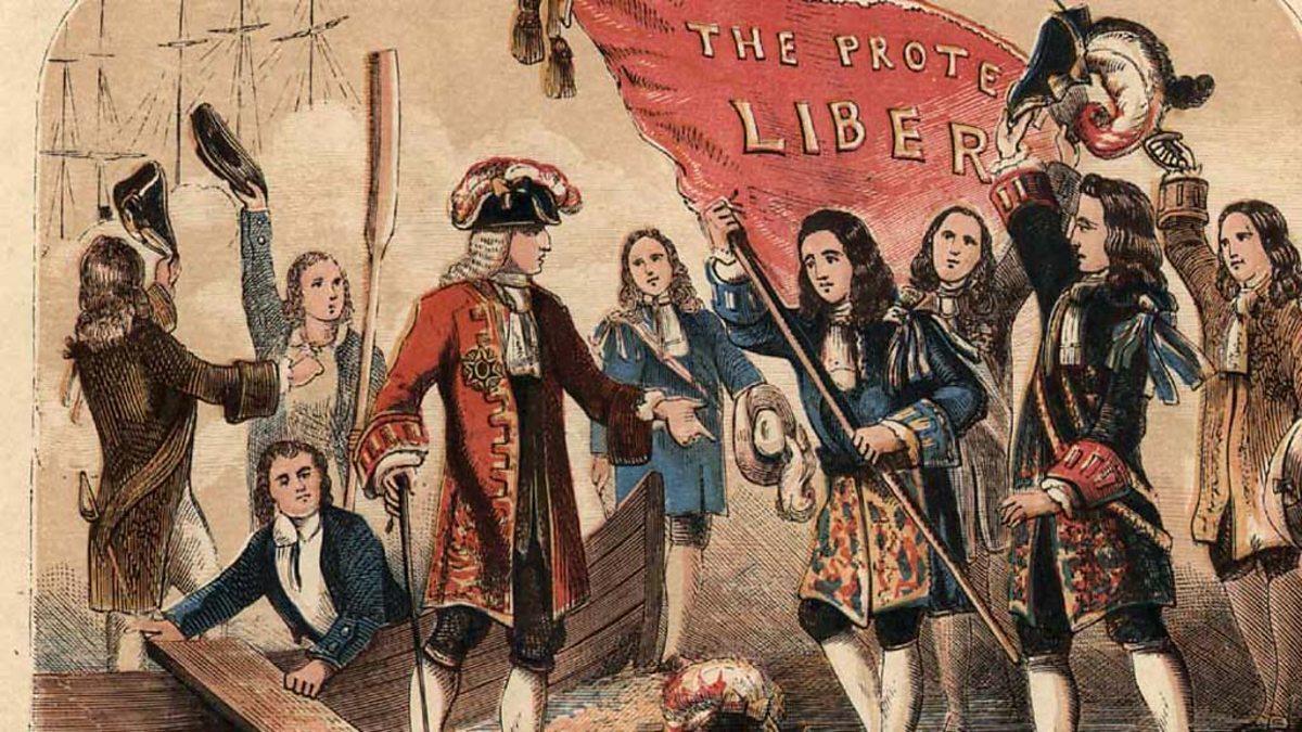 Você sabe como foi o processo de consolidação do liberalismo?