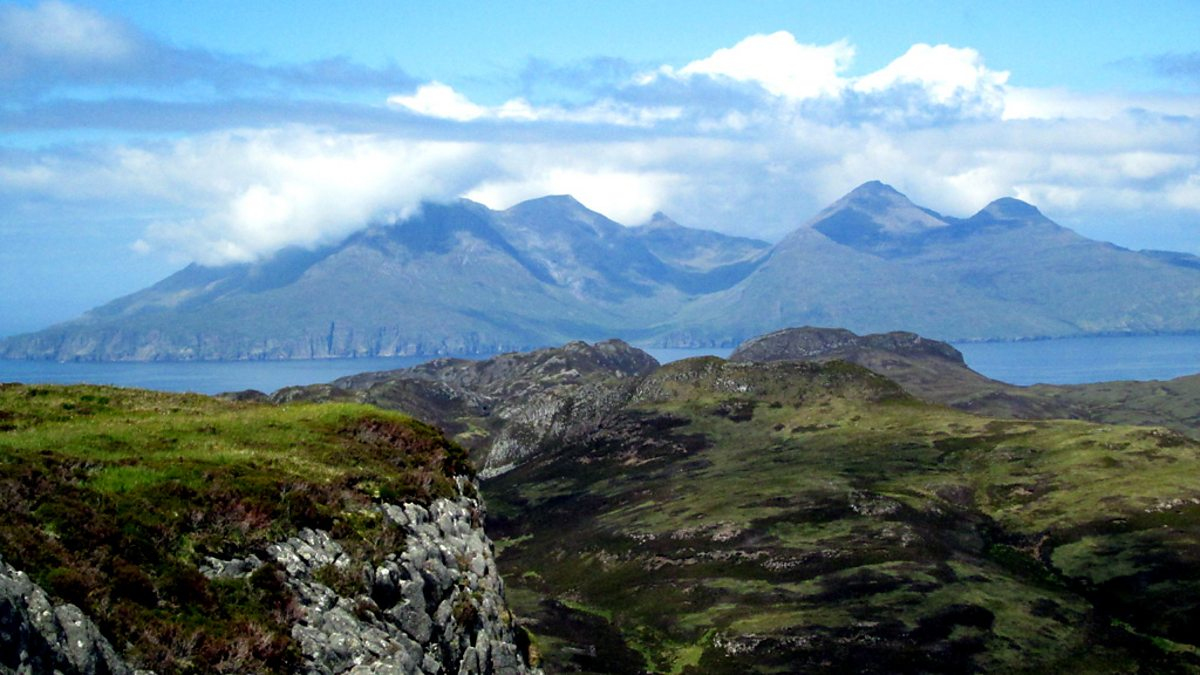 Grand Tours Of The Scottish Islands Music