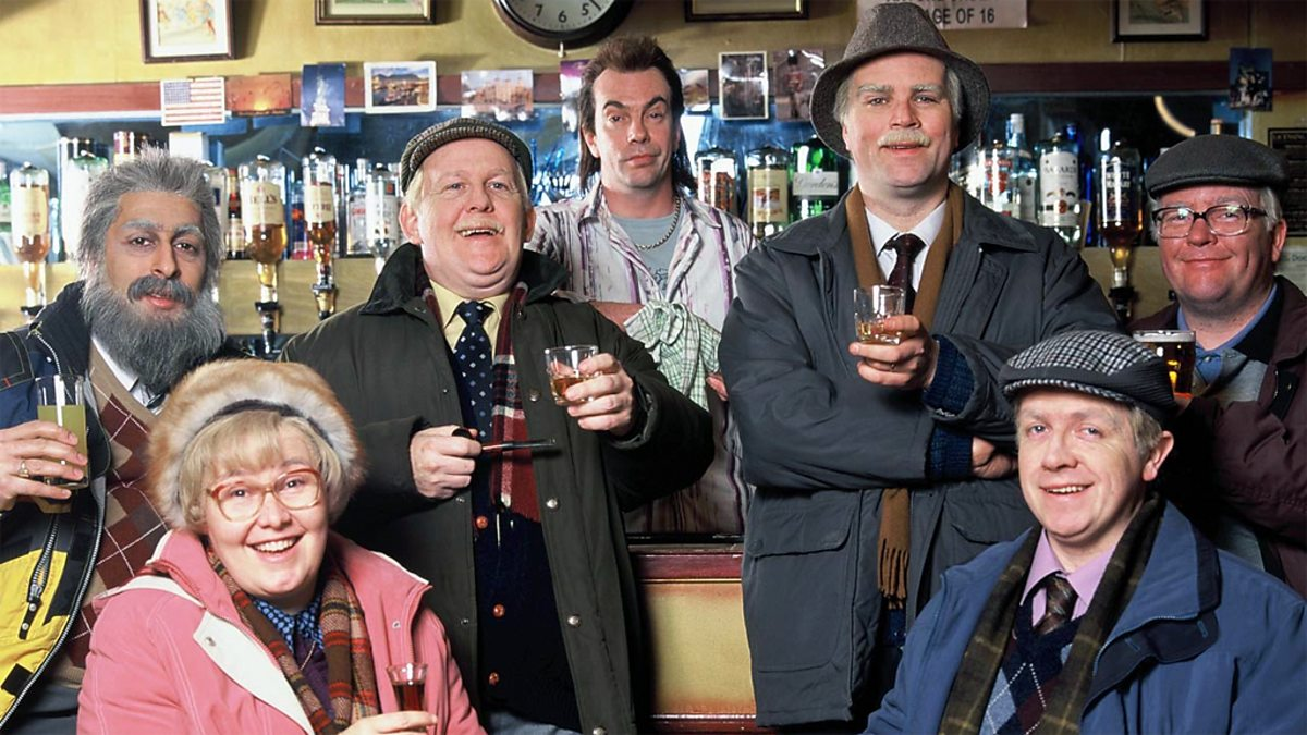 Bbc Two Still Game Series 1 Scones