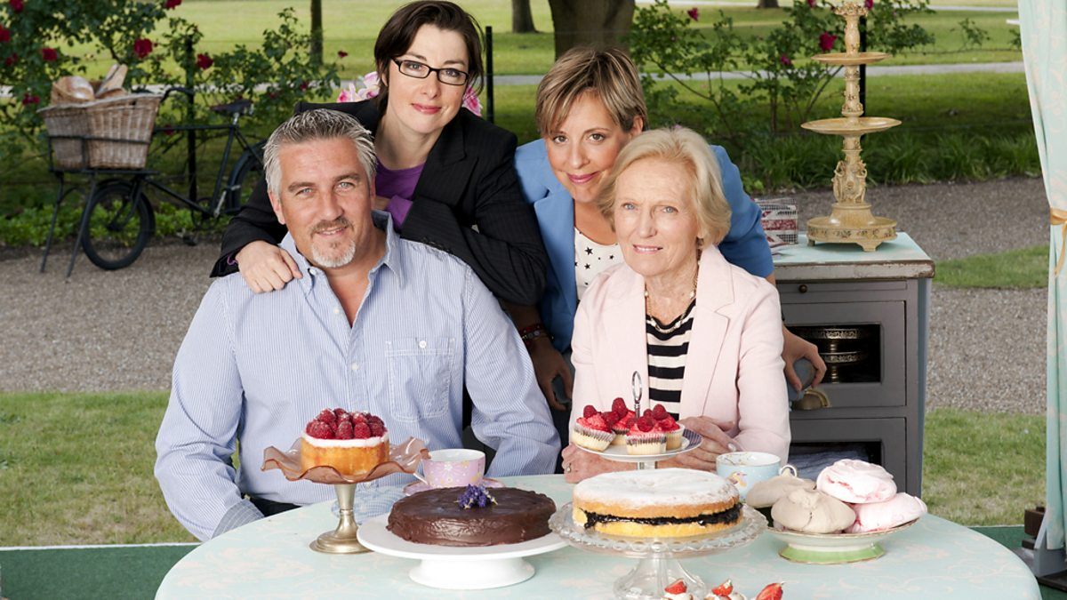 BBC Two - The Great British Bake Off, Series 2, Bread