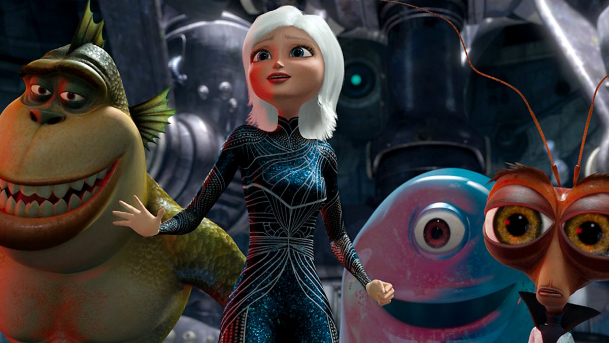 Monsters vs aliens susan xxx images