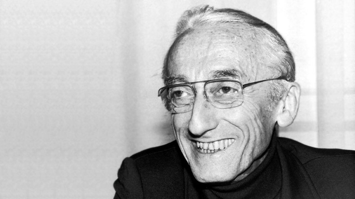 Jacques-Yves Cousteau Critical Essays