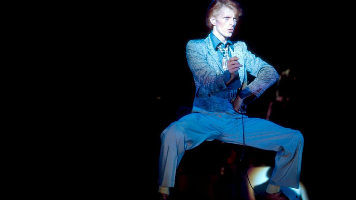 Rock On Vinyl: David Bowie - Unauthorised Live (Vol 1) Ex ...