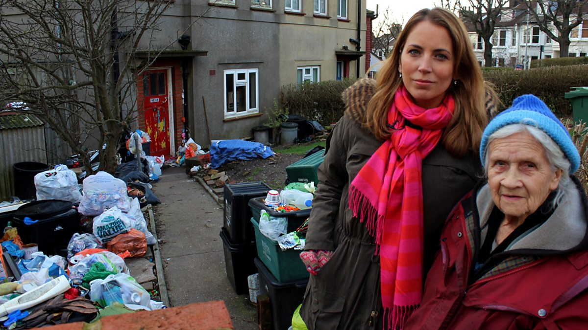 BBC One - Britain's Biggest Hoarders, Series 1, Episode 1