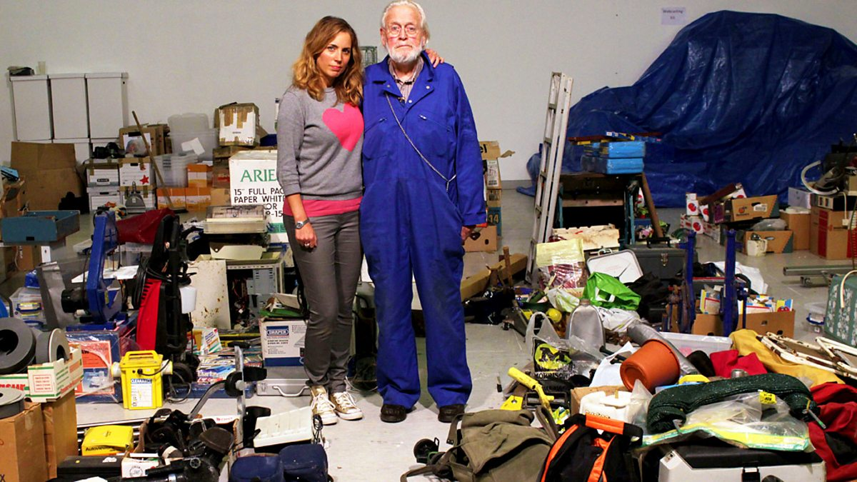 BBC One - Britain's Biggest Hoarders, Series 1, Episode 2
