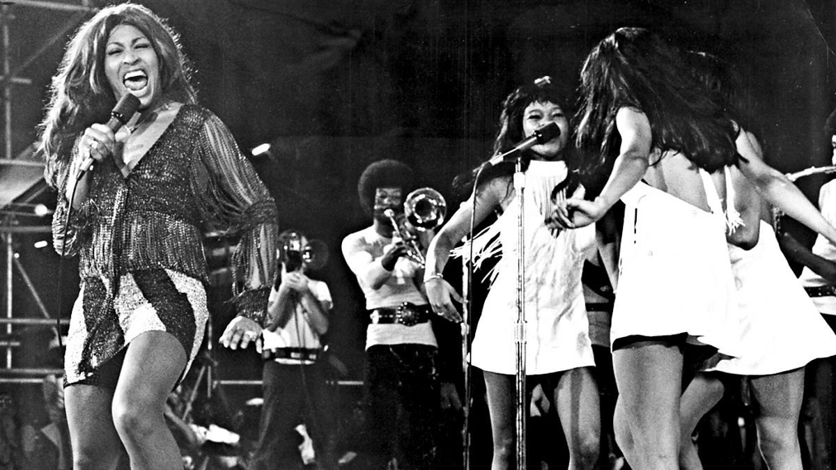 Bbc Four Ike And Tina Turner Wilson Pickett And Friends