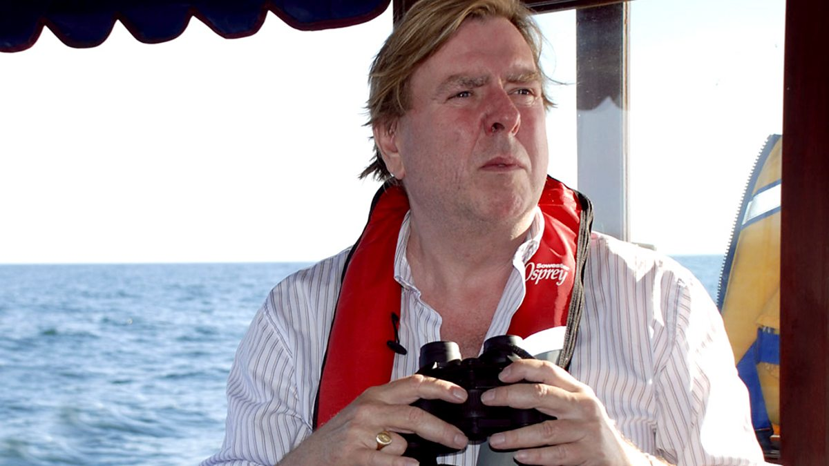 BBC Four - Timothy Spall: All at Sea, The Last Splash