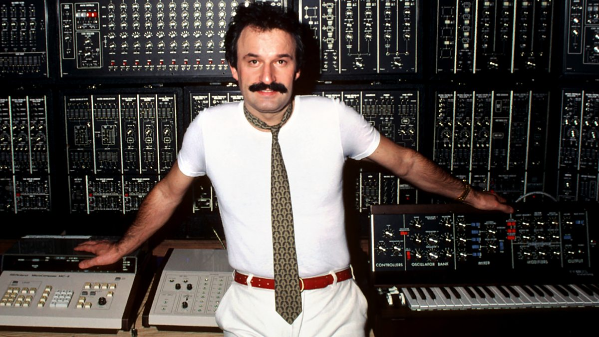 BBC Radio 2 - Electric Dreams: The Giorgio Moroder Story ...