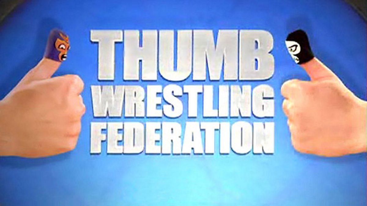 cartoon network thumb wrestling games