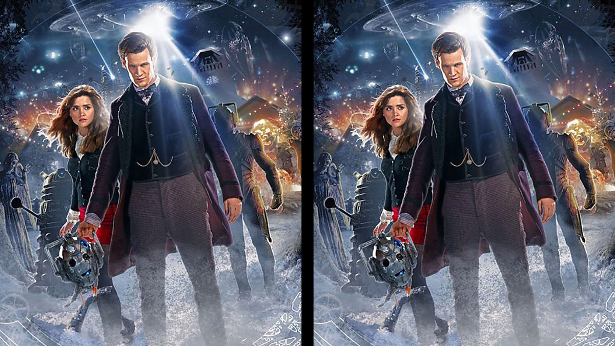 BBC One - Spot the Difference: Hard - Doctor Who, The Time of the ...