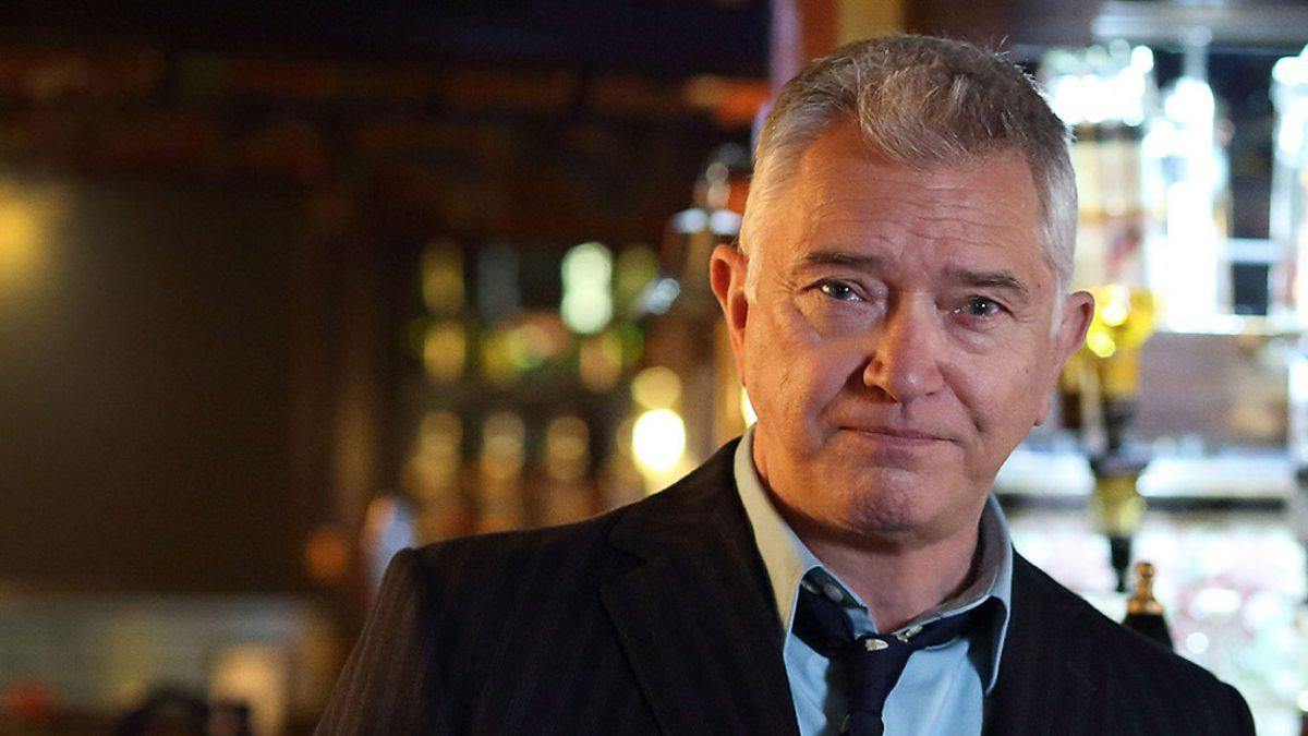BBC Radio Wales - Aled Jones, Martin Shaw, When Olivier ... George Gently