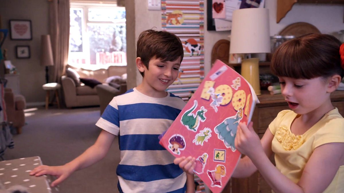 Bbc Iplayer Topsy And Tim Series 1 23 Wrapping Paper