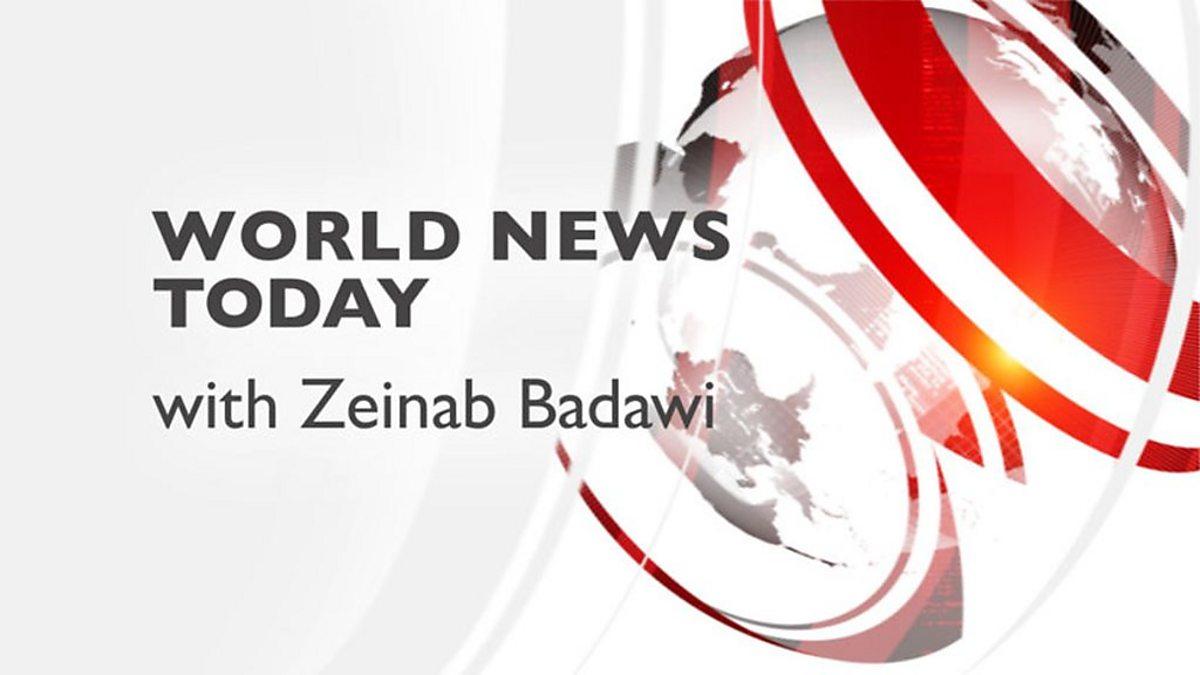 Bbc World News World News Today With Zeinab Badawi