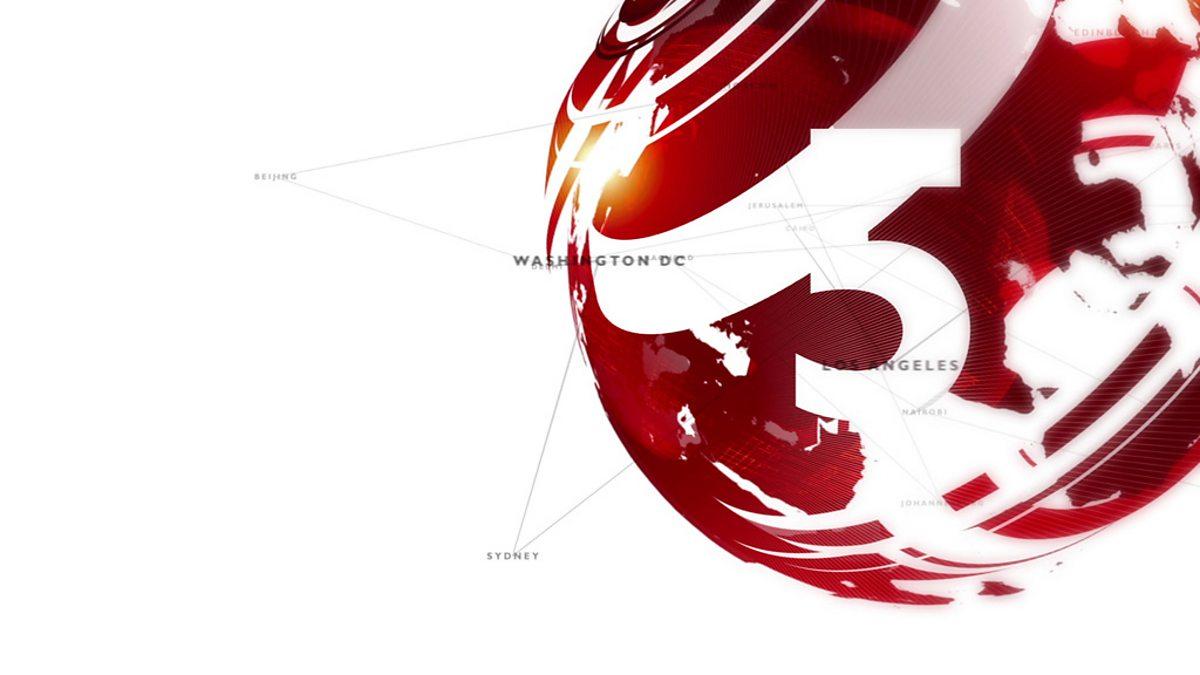 BBC News Photo: BBC News At Five